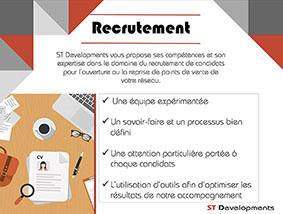 Présentation recrutement