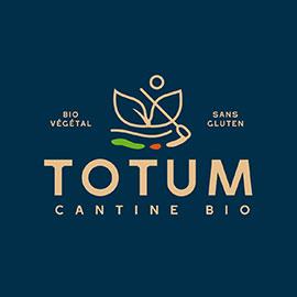 Enseigne | Totum Cantine Bio